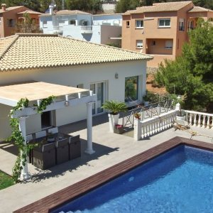 X-01136 Villa in DéNia with 3 Bedrooms