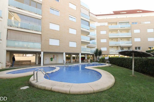 X-802-DE Apartment in DéNia with 3 Bedrooms - Photo
