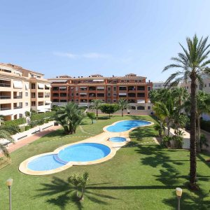 X-803-DE Apartment in DéNia with 2 Bedrooms