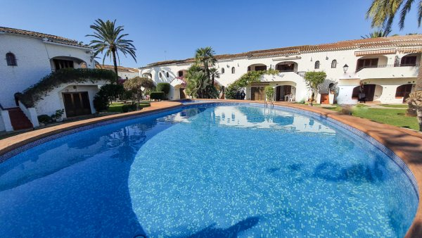 X-1016 Apartment in DéNia with 2 Bedrooms - Photo