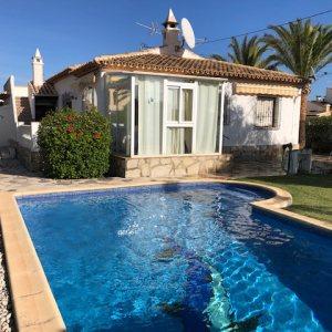 X-806-DE Villa in Els Poblets with 2 Bedrooms