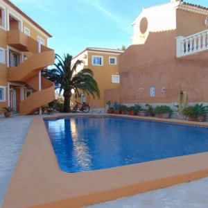 X-D4202 Apartment in DéNia with 2 Bedrooms