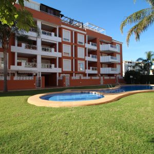 X-8951 Apartment in DéNia with 2 Bedrooms