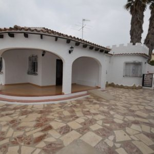 X-3315 Villa in Els Poblets with 3 Bedrooms