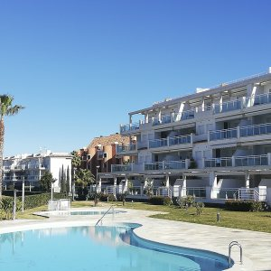 X-1946 Apartment in DéNia with 2 Bedrooms
