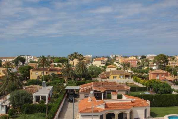 X-ATBEL Penthouse in DéNia with 2 Bedrooms - Photo