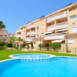 X-C25855 Wohnung in DéNia mit 2 Schlafzimmer