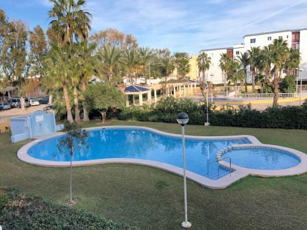 X-AP-D-0028-1 Apartment in DéNia with 1 Bedrooms - Photo